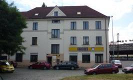 Sídlo společnosti Praha 10