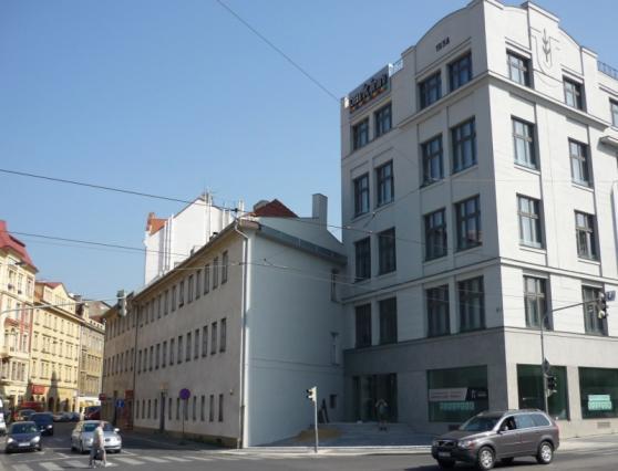 Sídlo společnosti Praha 2