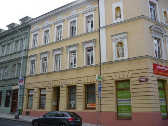 Sídlo společnosti Praha 3