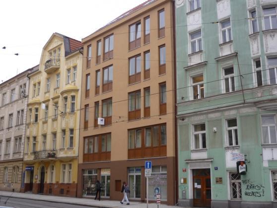 Sídlo společnosti Praha 4